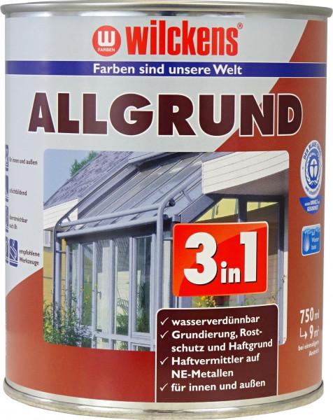 Wilckens Allgrund 3in1 Grau 750 ml
