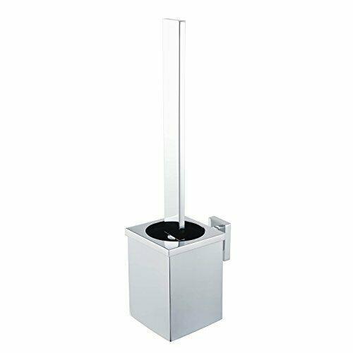 Haceka Edge Toilettenbürstenhalter Metall offen