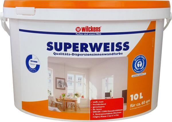 Wilckens Superweiss, matt 10 l
