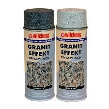Wilckens Granit-Effekt-Lackspray, Grau 0,4 l