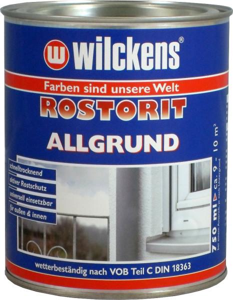 Wilckens Rostorit Allgrund Grau 0,75 l