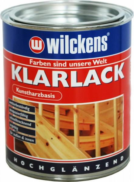 Wilckens Klarlack hochglänzend 2,5 l