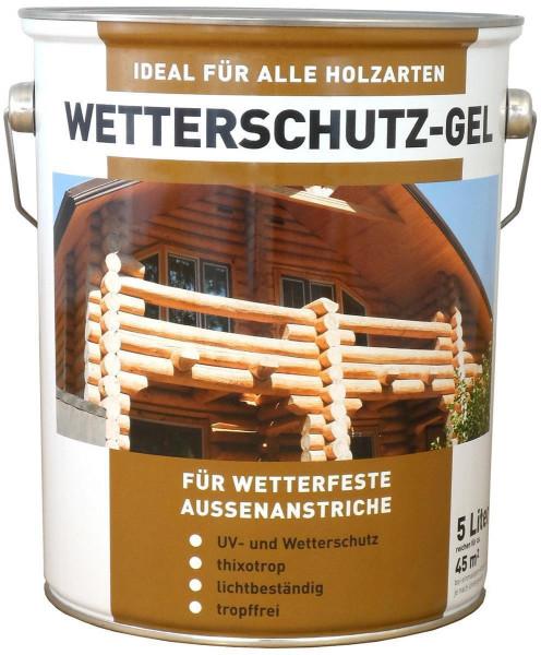 Wilckens Wetterschutz-Gel Teak 5 l