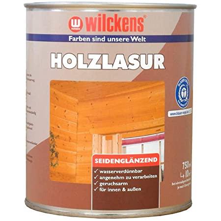 Wilckens Holzlasur LF Eiche, seidenglänzend 2,5 l