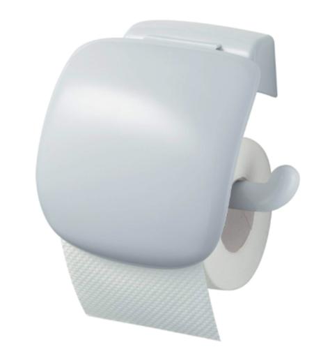 Haceka Uno Papierrollenhalter mit Deckel