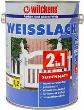 Wilckens Weisslack 2in1 seidenmatt 2,5 l