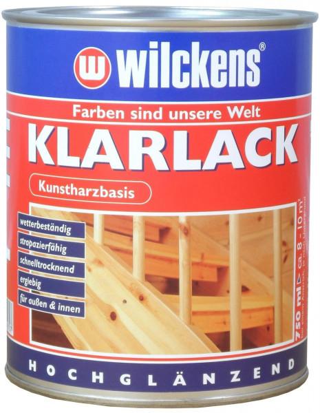 Wilckens Klarlack hochglänzend 0,75 l