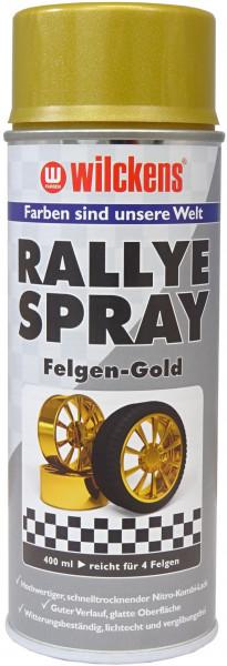 Wilckens Rallye Spray Felgen-Gold 0,4 l
