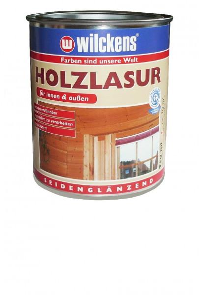 Wilckens Holzlasur LF Perlgrau, seidenglänzend 0,75 l