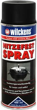 Wilckens Hitzefest Spray Schwarz 0,4 l