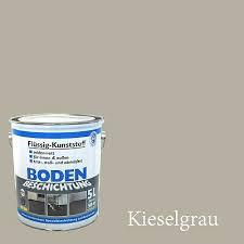 Wilckens Neutral Bodenbeschichtung LF, RAL 7032, Kieselgrau 5 l