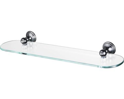 Haceka Allure Glas-Ablage 60 cm