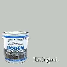 Wilckens Neutral Bodenbeschichtung LF, RAL 7035, Lichtgrau 5l