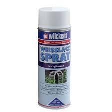 Wilckens Weisslack Spray hochgl. 0,4 l