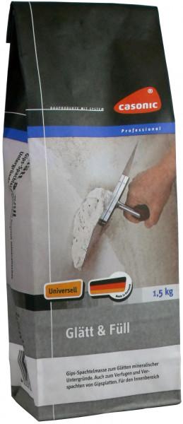 Casonic-Glätt & Füll 1,5 kg