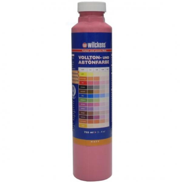 Wilckens Vollton- und Abtönfarbe, Fuchsia, matt 0,75 l