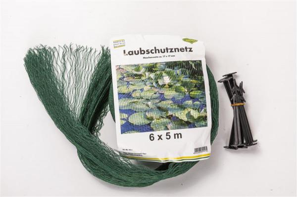 Thüga Laub- und Teichschutznetz 6x5m